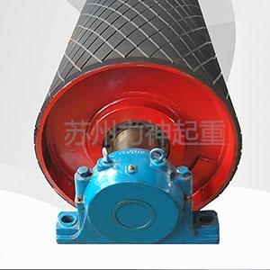 上海改向滚筒(菱形铸胶)